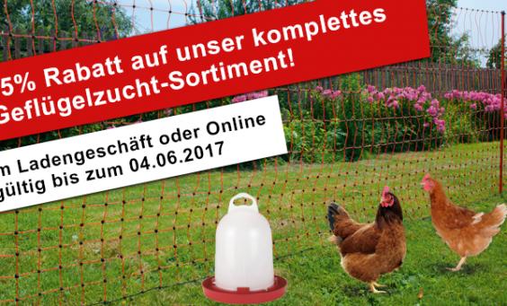 Geflügelzucht 2017- tierzuchtgerate